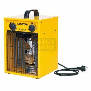 Електрически отоплител MASTER B 3.3 EPB 1.65 - 3.3 kW