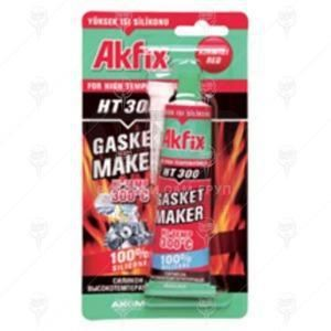 Силикон термо 300° Akfix HT300 20 бр х 85 гр