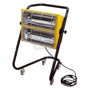 Инфрачервен електрически отоплител MASTER HALL 3000 1,5 -3 kW