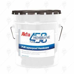 Полиуретанова хидроизолационна течна мембрана Akfix PUR450 25 кг