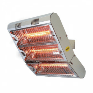 Инфрачервен електрически отоплител FACT 60 6 kW