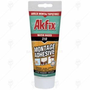 Монтажно лепило Akfix 310 Acrylic 36 бр х 250 гр