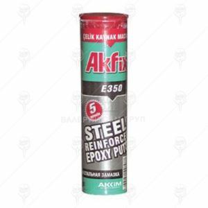 Епоксидно лепило пластилин Akfix E350 5-минутно 48 бр х 57 гр