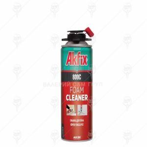 Почистител за полиуретанова пяна Akfix 800C 12 бр х 500 мл