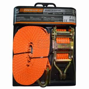 Въже за багаж с тресчотка Premium HD 5 - 8 х 25 - 50 мм