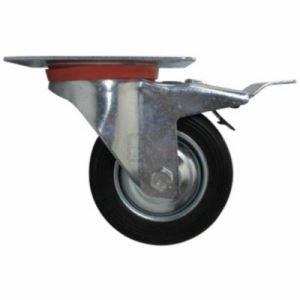Въртящо спирачно колело Roks 80 - 200 мм