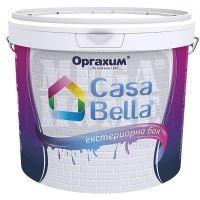 Eкстериорна боя бяла Casa Bella