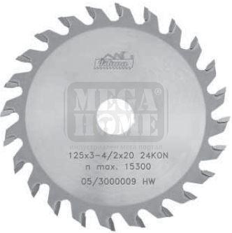 Подрязващ циркулярен трион със ЗТП Pilana 22 5393 KON