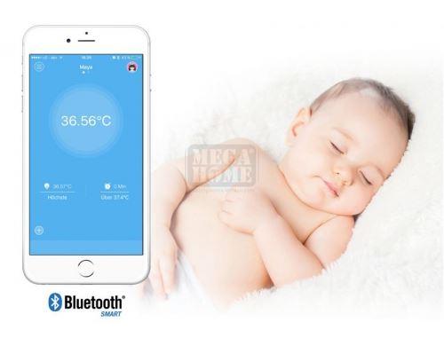 Термометър с Bluetooth Medisana TM 735