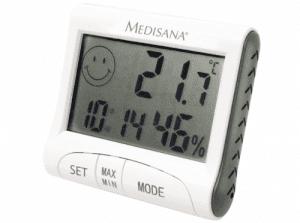 Влагомер - термометър Medisana HG 100