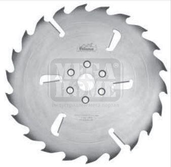 Циркулярен трион за многодискови машини Pilana 94.1 FZ-STROJCAD