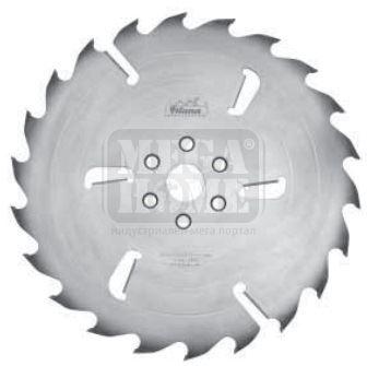 Циркулярен трион за многодискови машини Pilana 94.1 WZ-STROJCAD