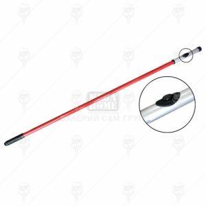 Телескопична дръжка с клик система Premiumgarden 90 - 135 см