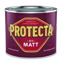 Боя за метал Protecta 3 in 1 Маtt бяла и черна