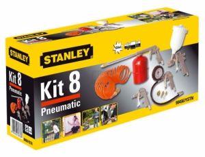 Комплект аксесоари за компресор 8 части Stanley 9045671