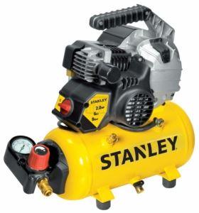 Въздушен компресор 8 бара 6 л Stanley HY227/8/6E