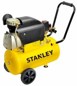 Въздушен компресор 8 бара 50 л Stanley D210/8/50S