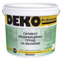 Силикат модифициран грунд DEKO Professional