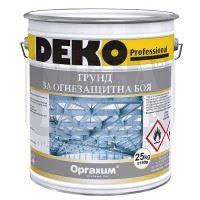 Грунд за огнезащитно набъбващо покритие Deko Professional