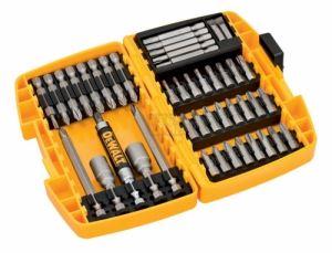 Комплект накрайници и битове Dewalt DT71518 45 части