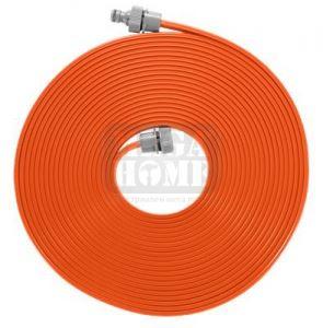 Дъждовален маркуч Gardena 7.5 - 15 м оранжев