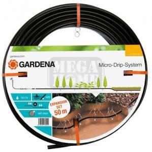 Тръба за капково напояване под и над земята 13.7 мм Gardena