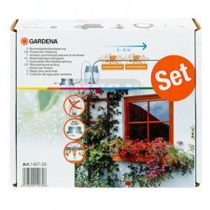Автоматизирано напояване за саксийни цветя Gardena