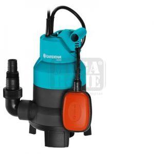 Дренажна помпа за мръсна вода 220 W Gardena Classic 6000