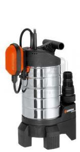 Дренажна помпа за мръсна вода 1050 W Gardena Premium 20000 Inox