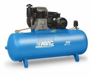 Въздушен компресор Abac Pro B6000 500 7.5/827 трифазен