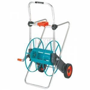Метална количка за маркуч Gardena 100