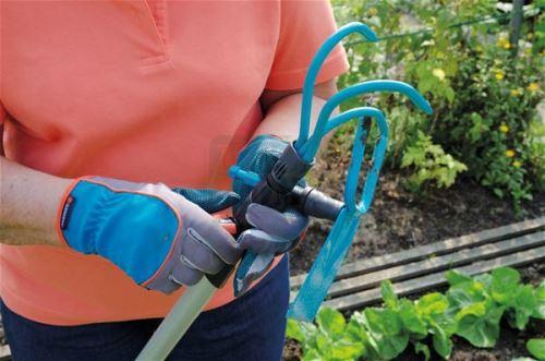 Регулируемо пластмасово гребло Gardena combisystem
