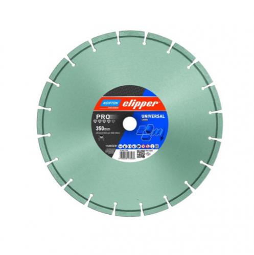 Диамантен диск за сухо и мокро рязане Norton 400 x 25.4 мм
