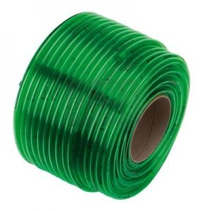 Зелен прозрачен маркуч Gardena 6 - 10 х 1.5 - 2 мм 50 - 100 м