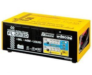 Автоматично зарядно устройство Deca FL 2213D комплект