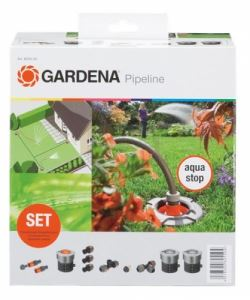 Стартерен комплект за градинска тръбопроводна мрежа Gardena