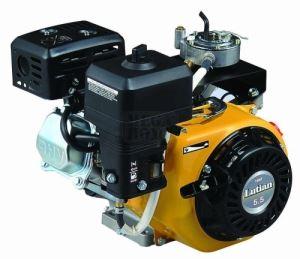 Двигател Lutian LT-168-1LPG на газ 4-тактов