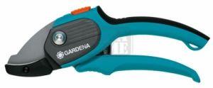 Лозарска ножица с наковалня Gardena Comfort