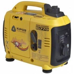 Бензинов генератор Kipor IG 770 монофазен 4-тактов