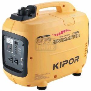 Бензинов генератор Kipor IG 2000 монофазен 4-тактов
