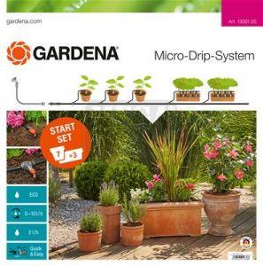 Начален комплект за саксии Gardena М