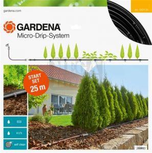 Начален комплект за редици растения 25 м Gardena М