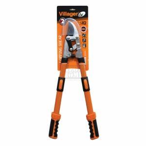 Ножица за клони с телескопични дръжки 69 - 95 см VILLAGER