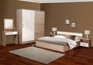 Спален комплект Дарси с корпус дъб сонома Ларди