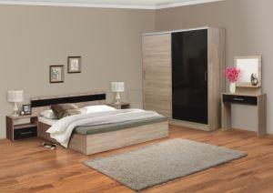 Спален комплект Дарси с корпус венге Ларди