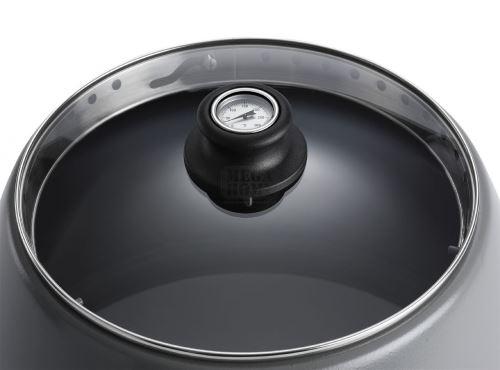 Пръстен за грил с капак и вграден термометър LotusGrill XL 43 см