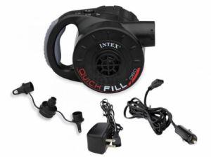 Акумулаторна електрическа помпа Intex 220 - 240 V / 12 V