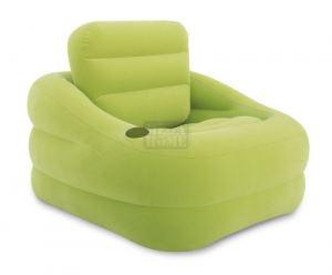 Надуваем фотьойл Intex Accent 97 х 107 х 71 см