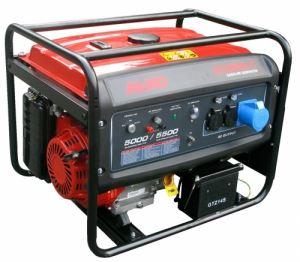 Бензинов генератор AL-KO 6500-C 5.0 kW