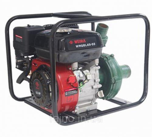 Напорна моторна водна помпа Green Garden WMQBL65-55 2 цола